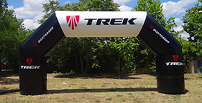 Arco Hinchable Trek
