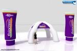 Dummies y Logos Hinchables Publicitarios :: Fabricamos cualquier Dummie o Logo de acuerdo a su imagen corporativa