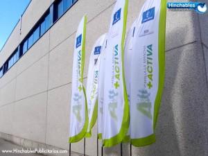 Banderas Promocionales CLM