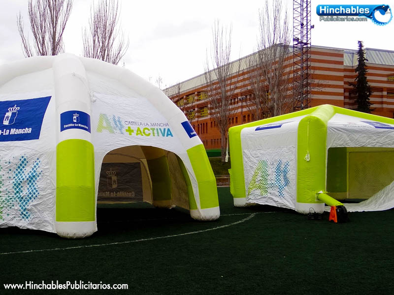 Carpa Hinchable