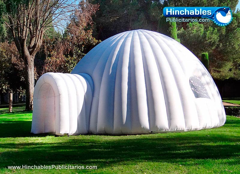 Carpa Hinchable Iglú