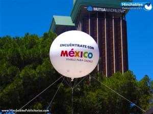 Esferas Hinchables Mexico