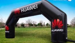 Arcos de Meta Huawei