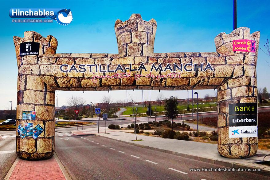 Arco Castillo para Castilla La Mancha