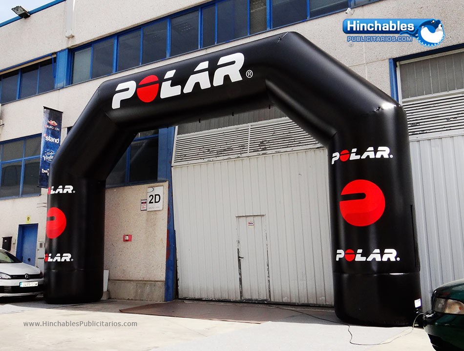 Arco Hinchable POLAR 2017