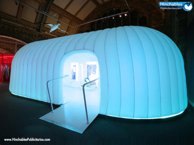 Carpa Hinchable Iglu