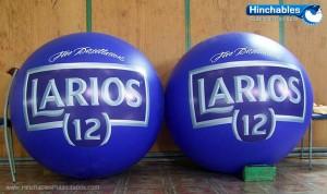 Esferas Hinchables Larios