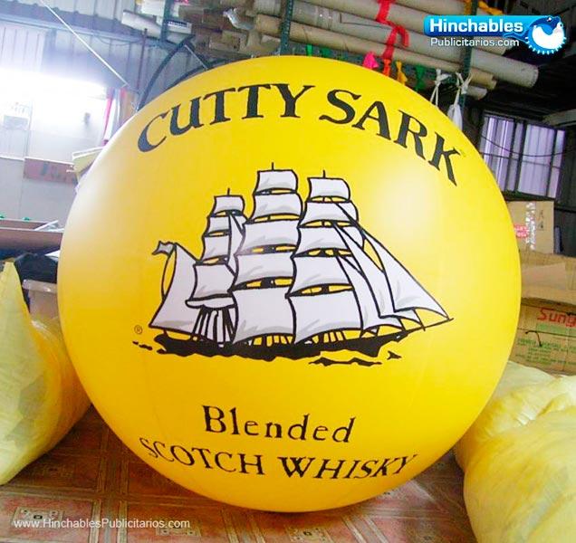 Esferas Hinchables Cutty Sark