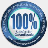 Satisfacción Garantizada 100%