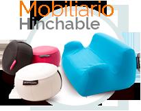 Mobiliario Hinchable