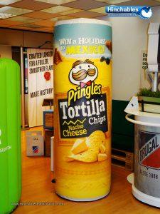 Totem Hinchable Pringles Tortilla