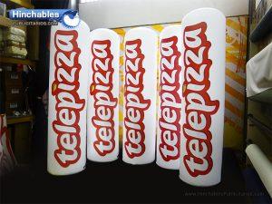 Totems Telepizza SEP 2016