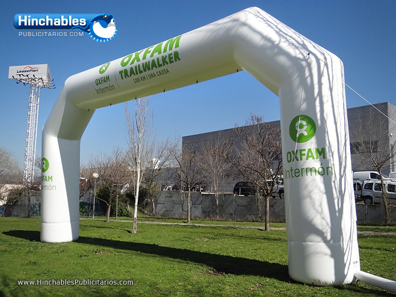Éxito de nuestra producción para la carrera Oxfam Intermón Trailwalker