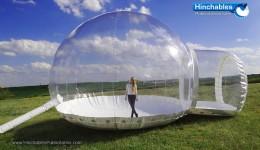 Cúpula Hinchable Transparente