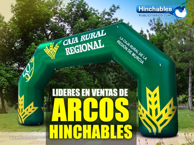 Arcos de Meta Hinchables Madrid