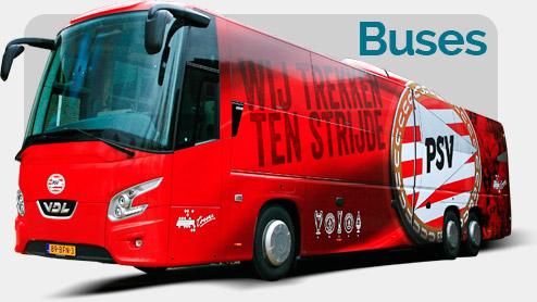 Rotulación de Buses
