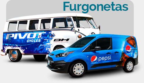 Rotulación de Furgonetas y Furgones