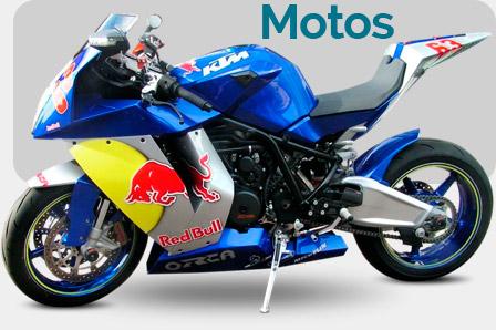 Rotulacion de Motos