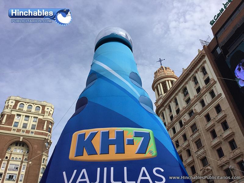Madrid se calienta con la última campaña de KH7