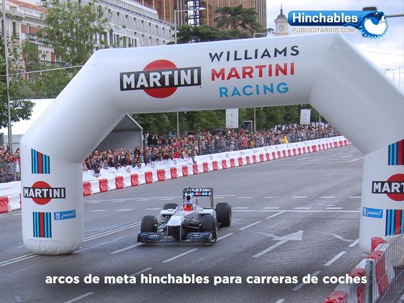 Circuito Urbano de Fórmula 1 en Madrid