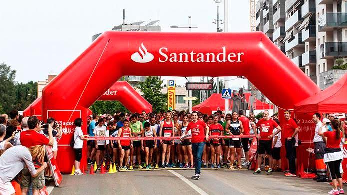 Arco Deportivo Santander de Ancho:8,76m Alto:4,38m Tubo:1,38m