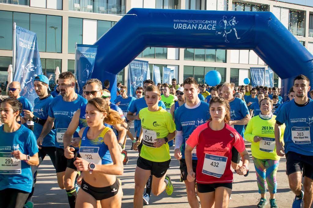 Urban Race de Sport Centre Rafa Nadal