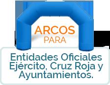 Arcos para Entidades Oficiales y Ayuntamientos