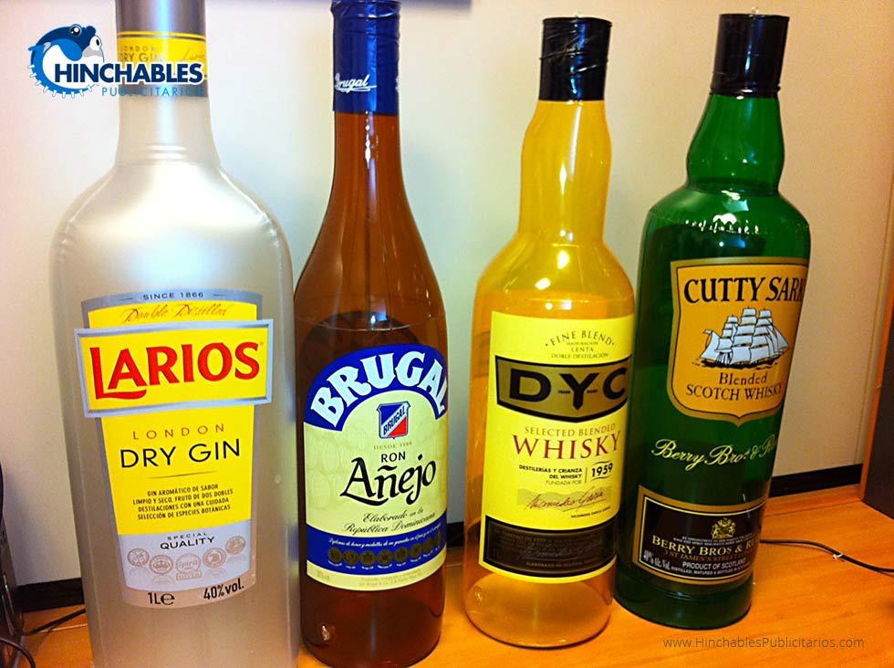 Botellas Hinchables Estanco