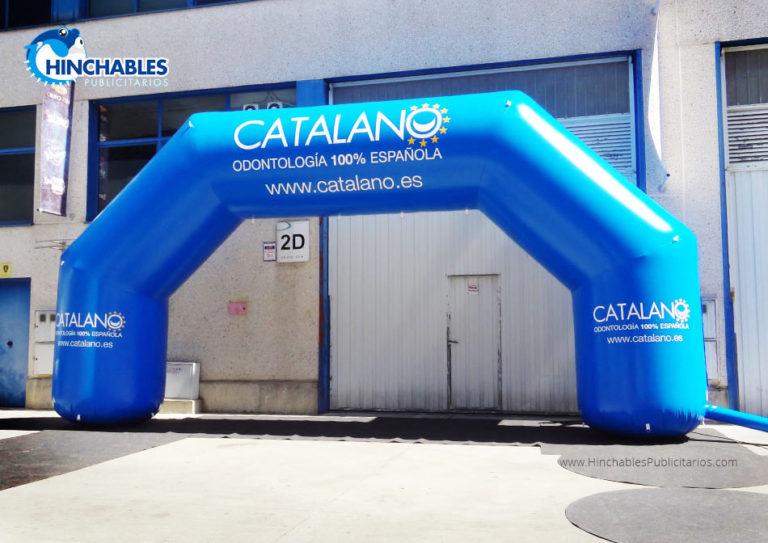 Arco de Meta Catalano Odontología