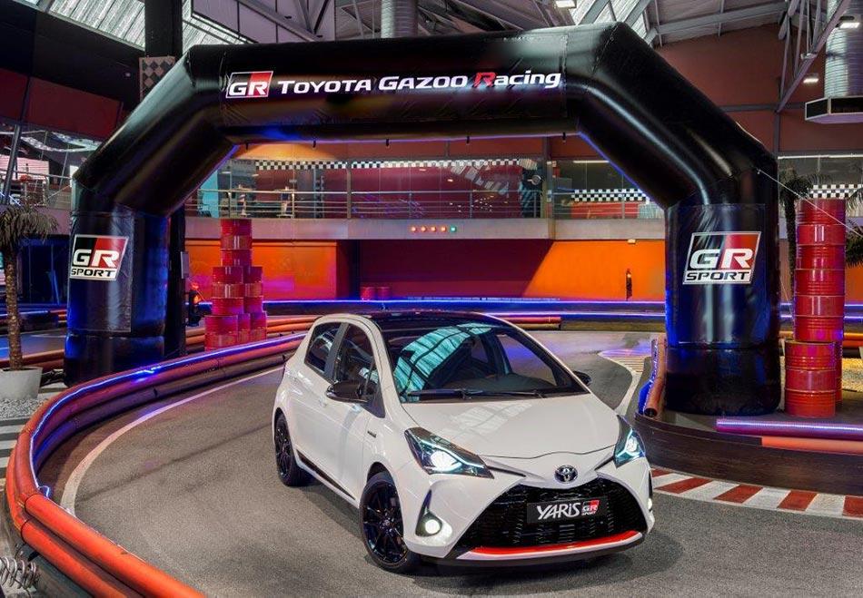 Toyota Gazoo Racing Conquista a los Fans de la Velocidad
