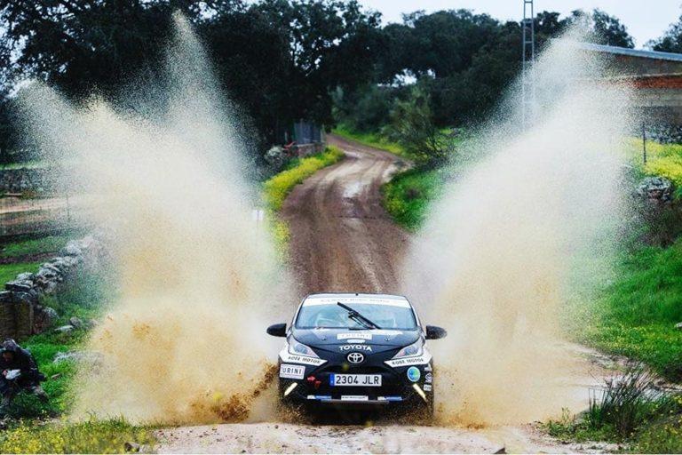 Arco Hinchables Toyota Gazoo Racing