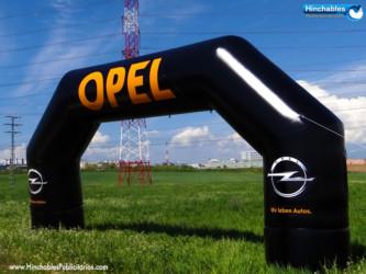 Arcos Hinchables Opel España
