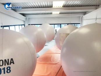 Globos Aerostáticos Esferas Hinchables de Helio