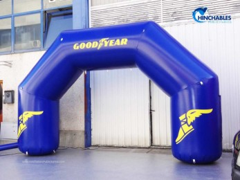 Arco de Meta GoodYear